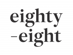 Eighty Eight logo