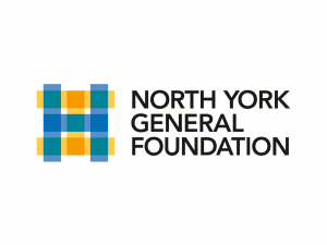 north york general foundation logo
