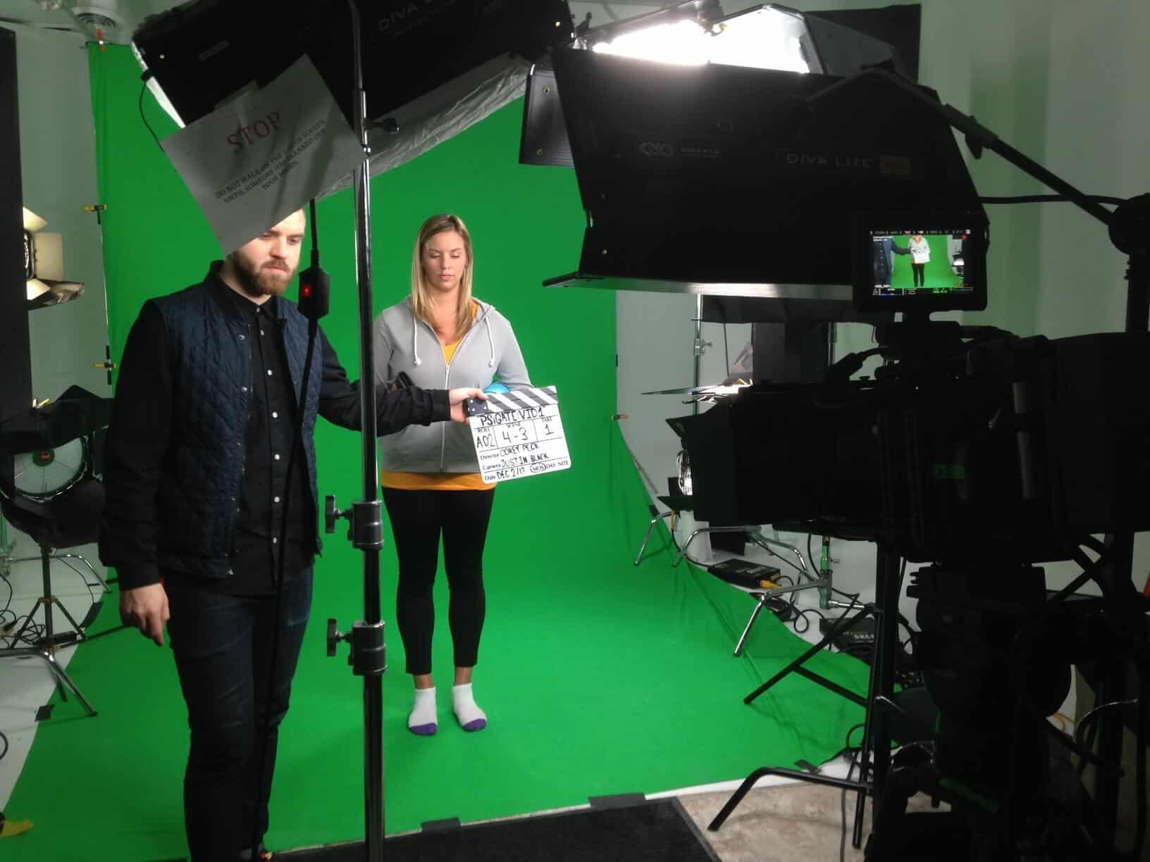 In House Media One Creative studio