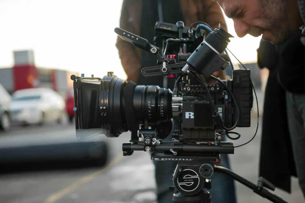 Media One Creative - Red Digital Cinema Camera