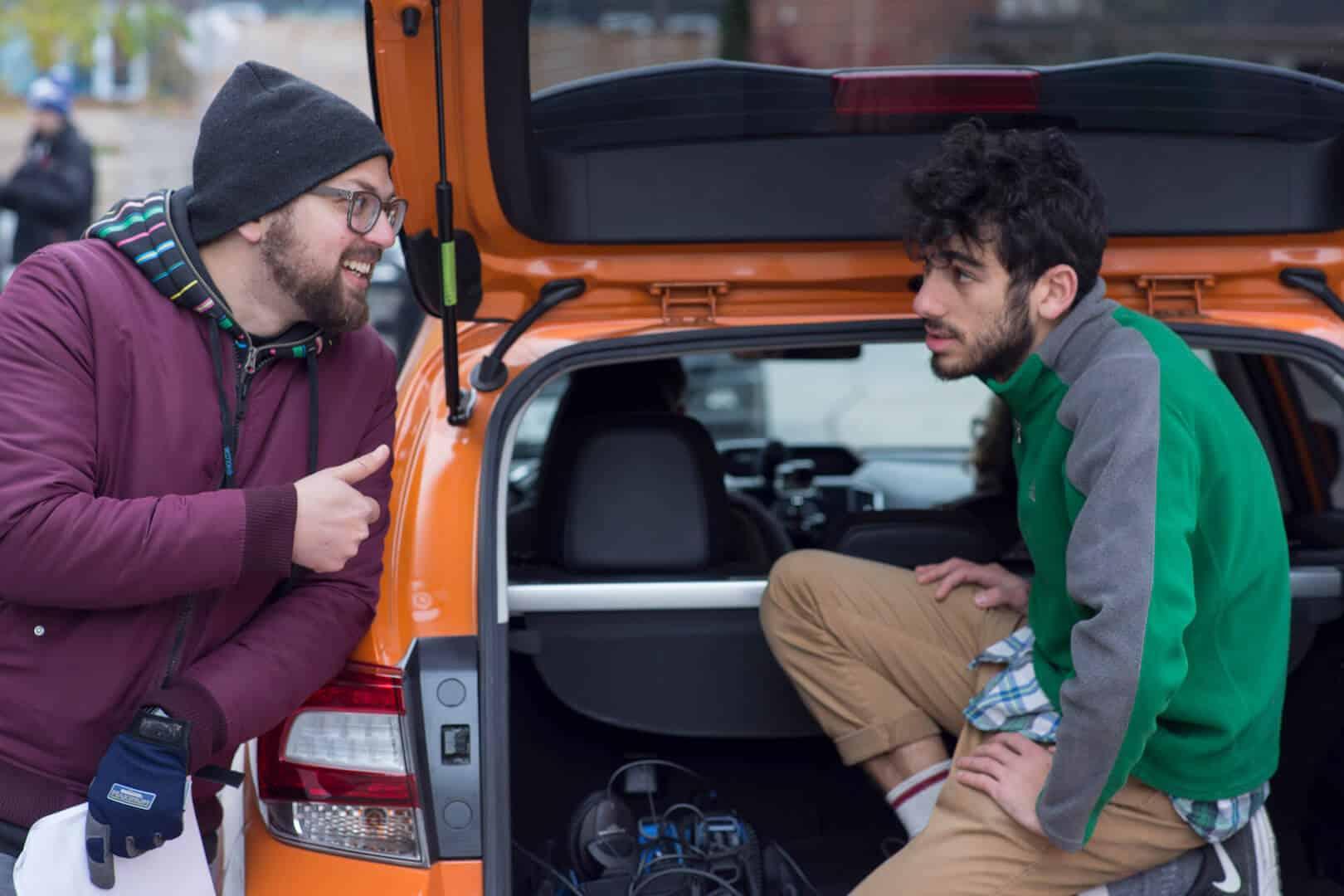 Media One Creative Subaru Shoot