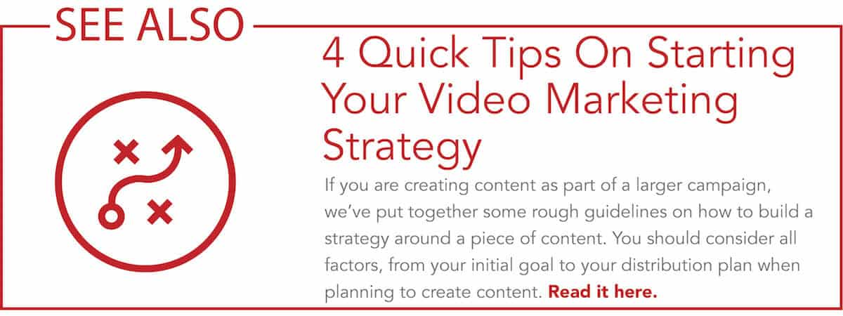 Link to 4 Quick Tips On Your Video Marketing Strategy Blog