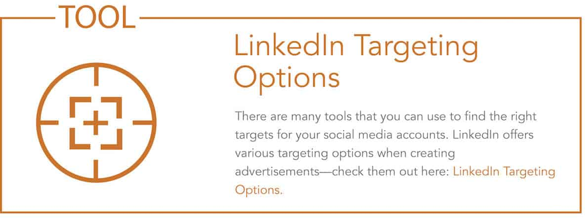 Resource - LinkedIn Targeting Graphic